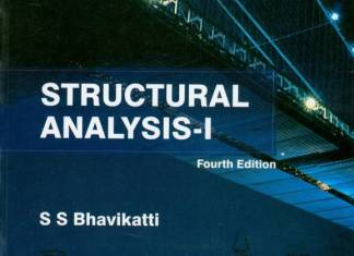 Structural Analysis Vol-1 By S S Bhavikatti