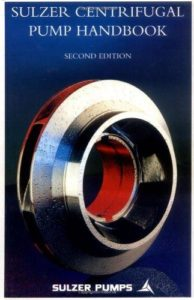 CENTRIFUGAL PUMP HANDBOOK BY SULZER PUMPS LIMITED