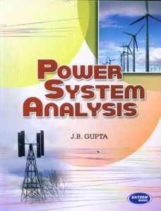 PDF] EE6501 Power System Analysis (PSA) Books, Lecture Notes