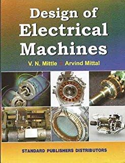 PDF] EE6604 Design of Electrical Machines (DEM) Books