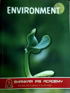 Environment By Shankar IAS Academy
