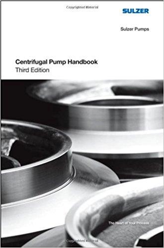 Centrifugal Pump Handbook Book (PDF) by Sulzer Pumps Limited
