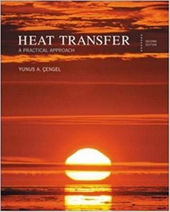 HEAT TRANSFER A PRACTICAL APPROACH BY YUNUS A. CENGEL