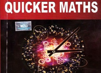 Magical Book On Quicker Maths By M. Tyra – PDF Free Download