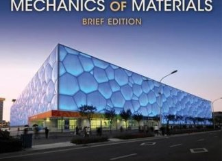 Mechanics of Materials Brief Si Edition By James M. Gere, Barry J. Goodno – PDF Free Download