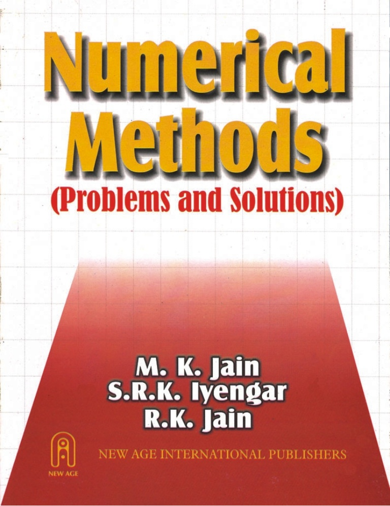 mathematics r k jain iyengar solutions