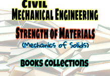 Strength Of Materials Standard Books – PDF Free Download