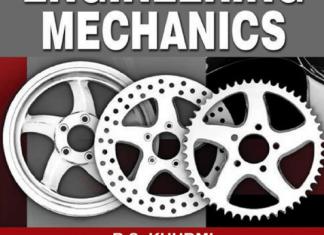 A Textbook of Engineering Mechanics (PDF) By R.S. Khurmi, N.Khurmi