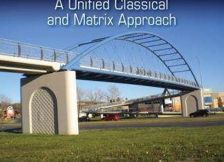 Structural Analysis: A Unified Classical and Matrix Approach By Amin Ghali, Adam Neville, Tom G. Brown