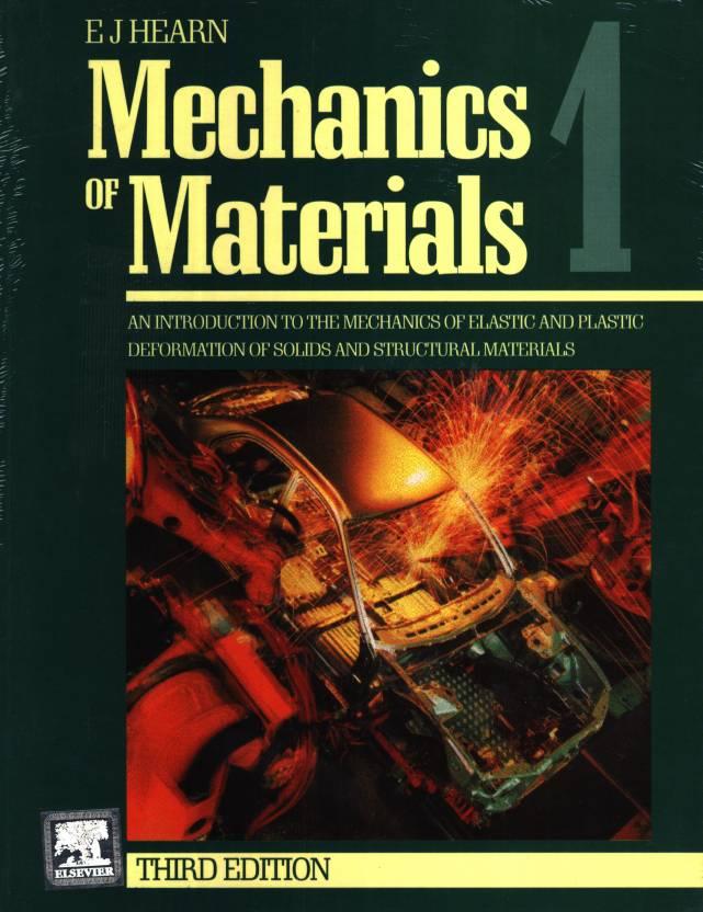 Mechanics of Materials Volume 1 : An Introduction to the Mechanics