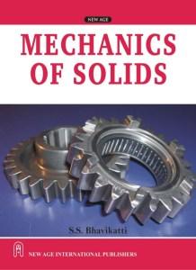 ECHANICS OF SOLIDS BY S.S. BHAVIKATTI