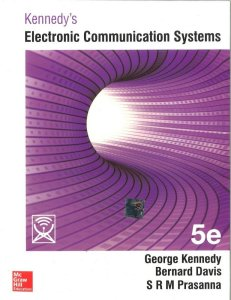 Electronic Communication Systems By George Kennedy,‎ Bernard Davis – PDF Free Download