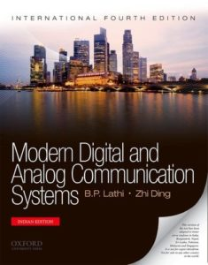 Modern Digital and Analog Communication Systems Solutions Manual By B.P. Lathi, Zhi Ding – PDF Free Download