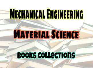 Materials Science Standard Books – PDF Free Download