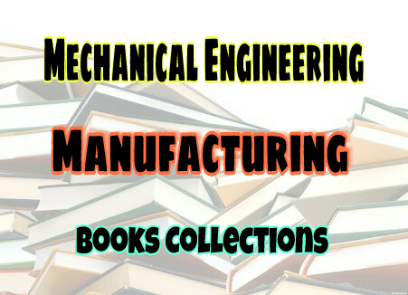 Advanced Manufacturing Process Book
