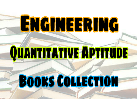 PDF] Quantity Aptitude & Reasoning Books Collection For Engineering