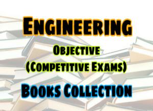 Objective Mechanical Engineering Pdf