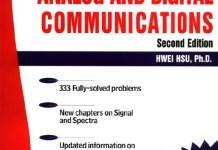 Schaum's Outline of Analog and Digital Communication By Hwei P. Hsu – PDF Free Download