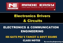 Electronic Devices and Circuits Made Easy IES GATE PSU's TANCET & GOVT Exams Study Material For Electronics Communication Engineering – PDF Free Download