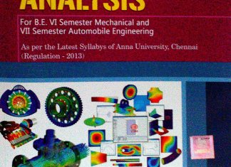Finite Element Analysis By Dr.S.Senthil,‎ R.Panneerdhass, Lakshmi Publications