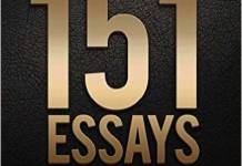 Arihant Publications 151 Essays By S. C. Gupta