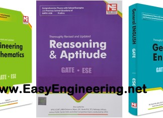 ENGG. MATHEMATICS + REASONING & APTITUDE + GENERAL ENGLISH WORKBOOK