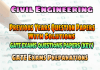 Civil Engineering GATE Previous Years Question Papers Collections