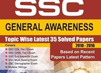 [PDF] SSC General Awareness Topic-wise LATEST 35 Solved Papers Book Free Download
