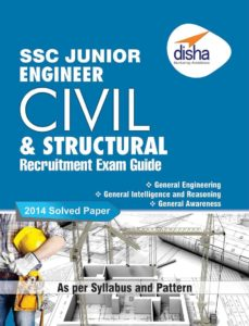 SSC Junior Engineer Civil & Structural Engineering Recruitment Exam Guide By Disha Experts – Book PDF Free Download