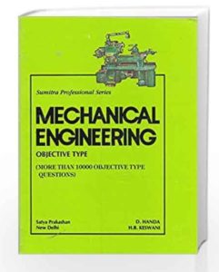 Mechanical Engineering Books For Competitive Exams Pdf