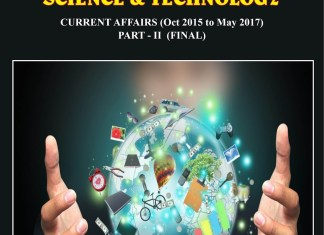 [PDF] Shankar IAS Academy Science and Technology Current Affairs Part - II (Oct 2015 - May 2017) Book Free Download