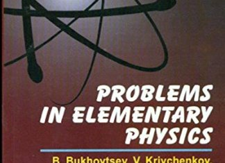 Problems in Elementary Physics By Bukhovtsev