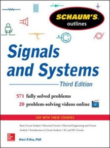 Schaum's Outline of Signals and Systems By Hwei Hsu