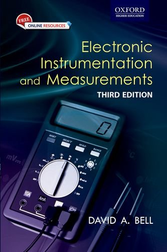 PDF] Electronic Instrumentation and Measurements By David A
