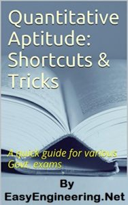 Quantitative Aptitude Formulas, Basics Concepts, Shortcuts Tricks