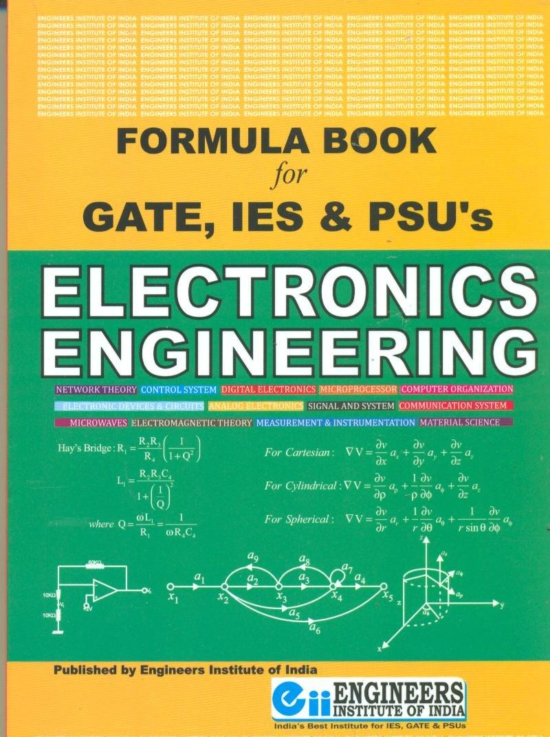 Books ece pdf for gate