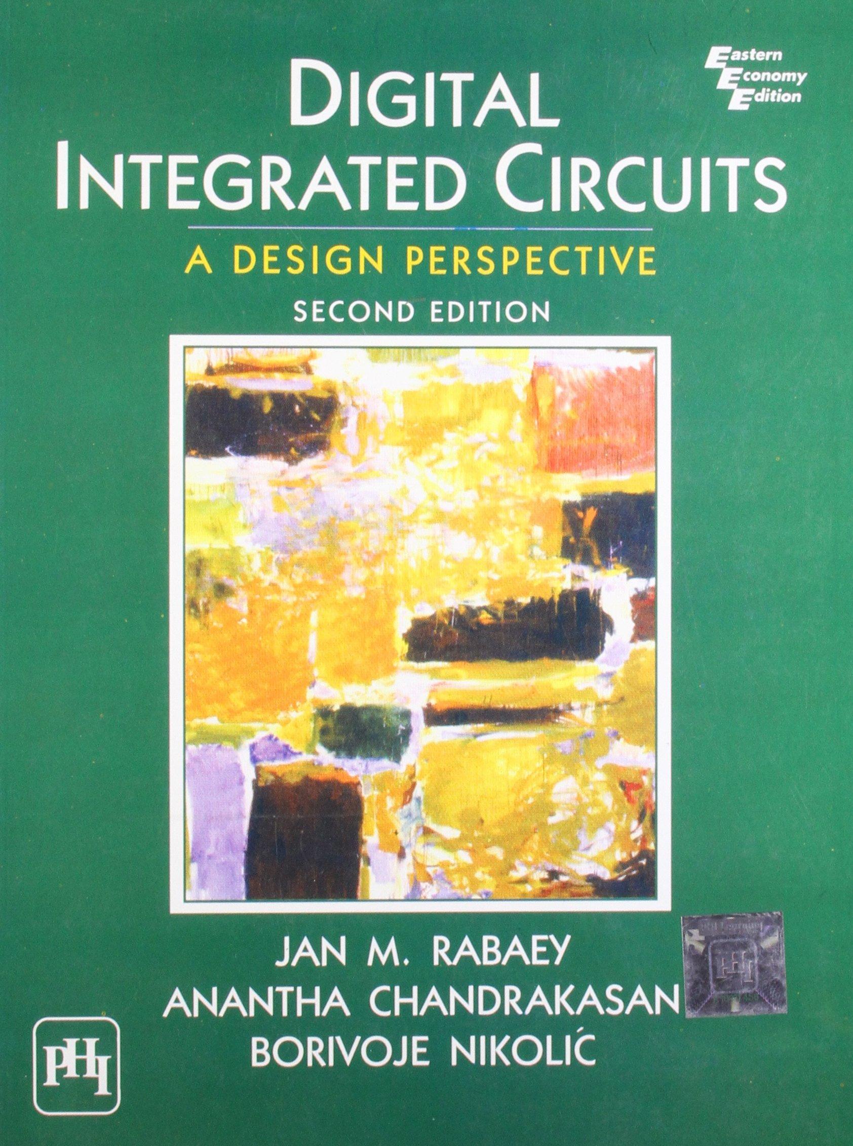 Jan M Rabaey Digital Integrated Circuits A Design Perspectiveprent
