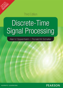Discrete-Time Signal Processing By Alan V. Oppenheim