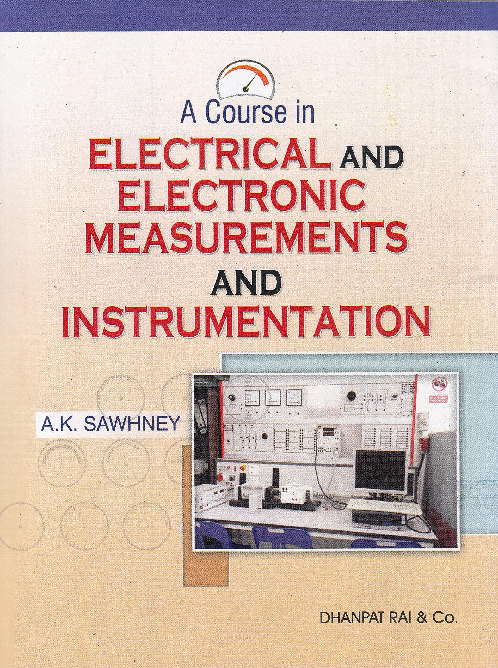 Pdf A Course In Electronic Measurements And Instrumentation By A K Sawhney Book Free Download Easyengineering