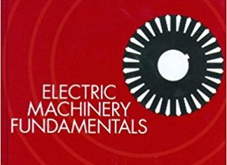 Electric Machinery Fundamentals By Stephen Chapman