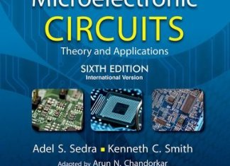 Microelectronic Circuits: Theory and Applications By Adel S. Sedra, Kenneth C. Smith,‎ Arun N. Chandorkar