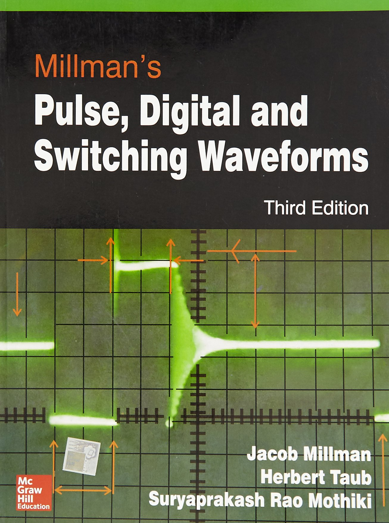 PDF] Millman's Pulse, Digital and Switching Waveforms By