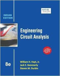 Engineering Circuit Analysis By William H. Hayt