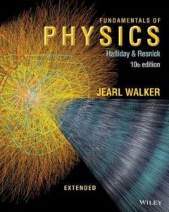 Fundamentals of Physics Extended By Jearl Walker, David Halliday