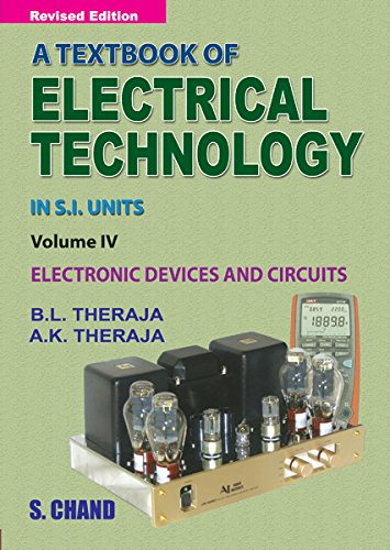 Pdf A Textbook Of Electrical Technology Volume Iv