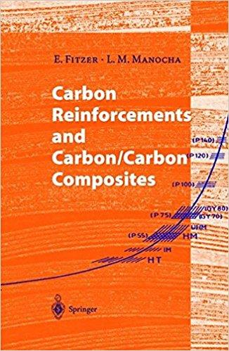 Carbon Reinforcements and Carbon/Carbon Composites By E. Fitzer, Lalit M. Manocha