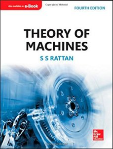 Theory of Machines By S S Rattan