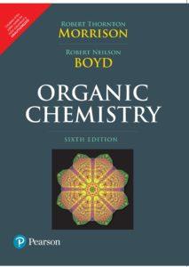 Organic Chemistry By Morrison And Boyd Pdf