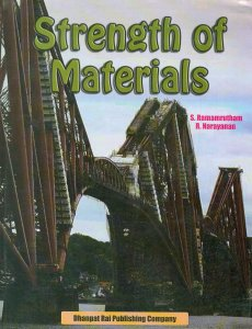 Strength of Material By S. Ramamrutham