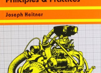 Automotive Mechanics By Joseph Heitner